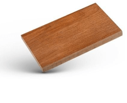 פייבר צמנט דמוי עץ