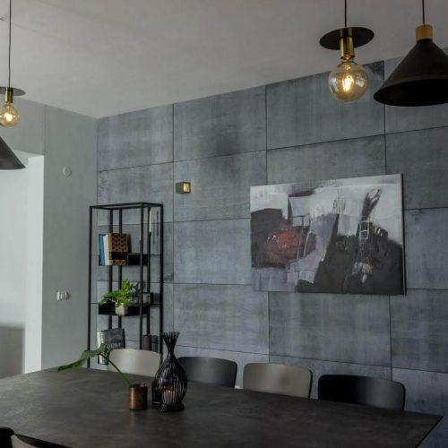 חיפוי קירות דקורטיבים בעיצוב ייחודי